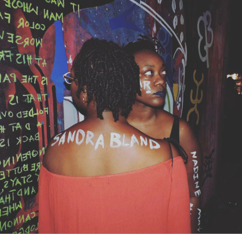 AI Sandra Bland